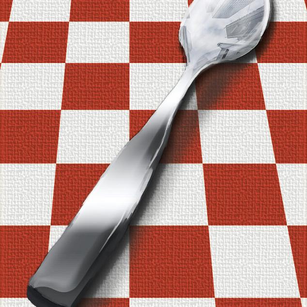 Still Life Spoon