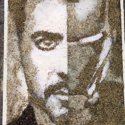 Salt & Pepper Robert Downey Jr.