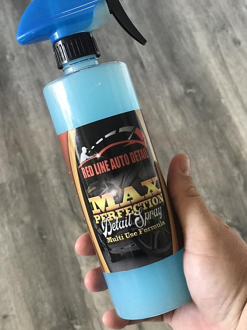 Max Perfection Detail Spray