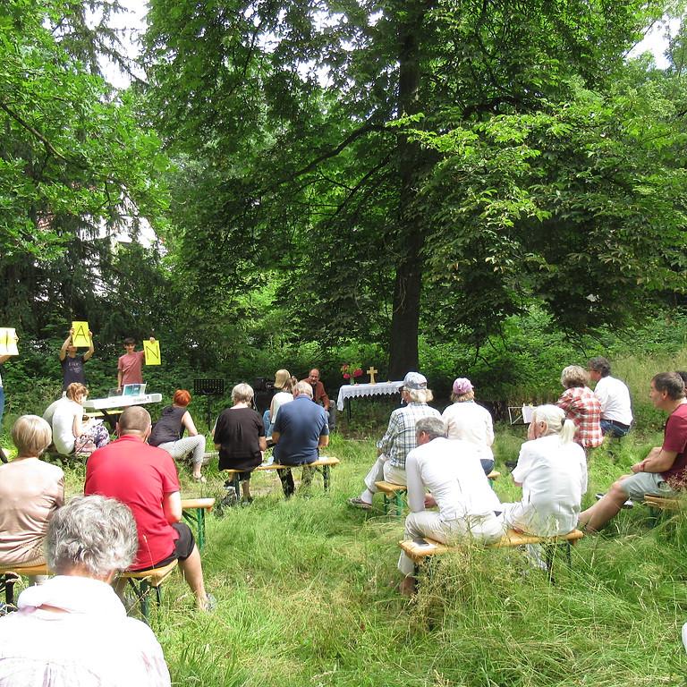 Gottesdienst in Riddagshausen