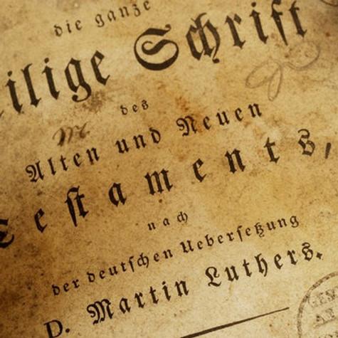 Reformationsgottesdienst in der Bugenhagenkapelle - Bad Harzburg