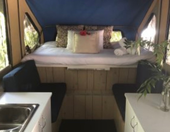 Eco camper