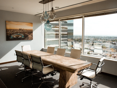 What are the Health Benefits of Repainting Your Office?