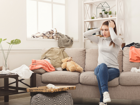 4 Clutter Busting Tips