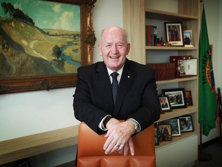 General Sir Peter Cosgrove appointed as AVYLD's Patron