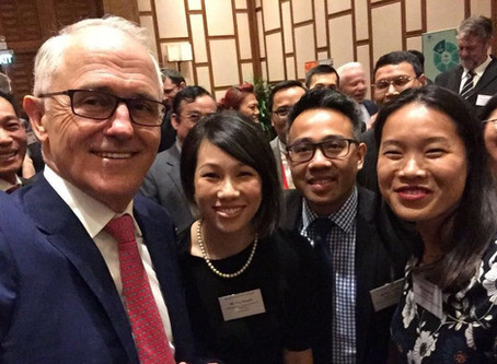 Young Leaders from Australia and Vietnam gather in Ho Chi Minh City for APEC week