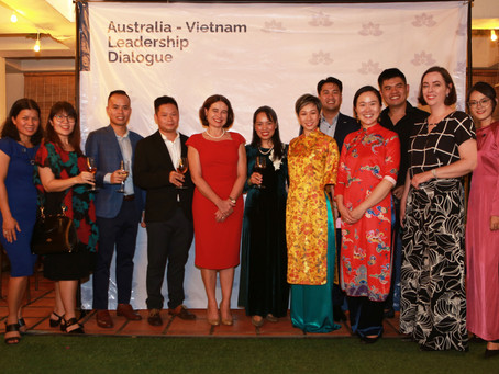 Australia-Vietnam Young Leadership Dialogue 2021 Launch Reception in Ho Chi Minh City