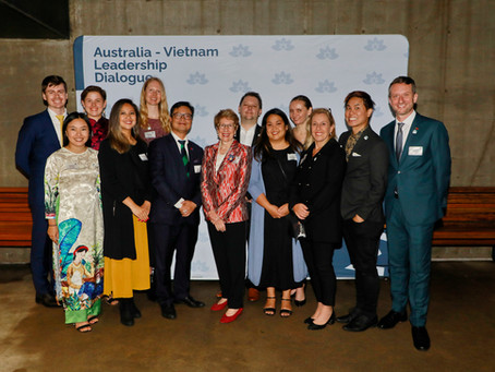 Australia-Vietnam Young Leadership Dialogue 2021 Launch Reception in Sydney