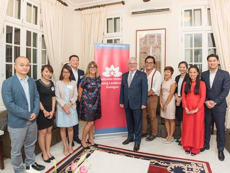 Delegates announced for inaugural Australia-Vietnam Young Leadership Dialogue 2017