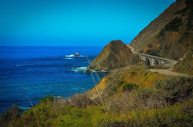 PACIFIC COAST HIGHWAY motorcycle tour