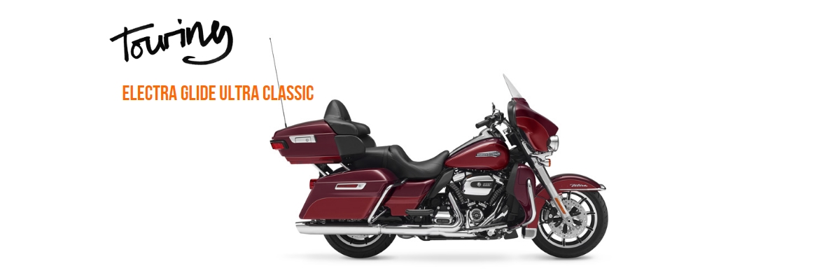 Harley-Davidson® Authorized Rental