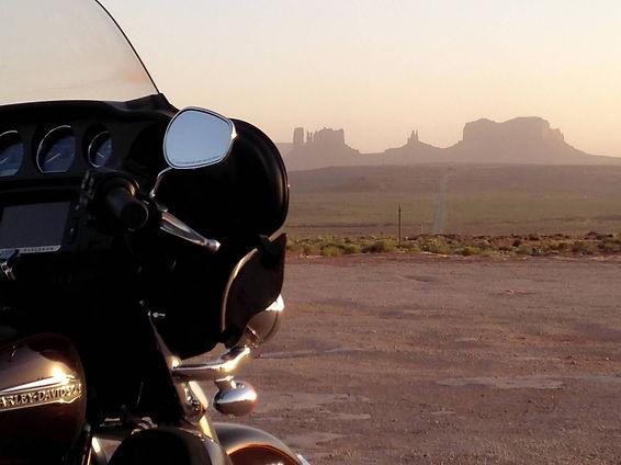 route 66 motorcycle tour through the wild west