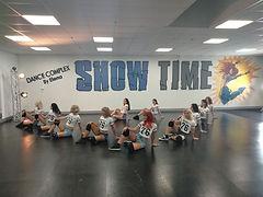 cours de hip hop danc'crew show time bart 25 école de danse