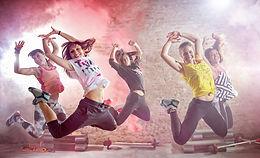 cours zumba fitness show time bart centre de danse