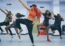 cours afro dance show time bartcours de danse