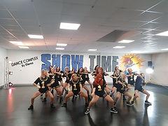 école de danse cours de danse show time bart 25