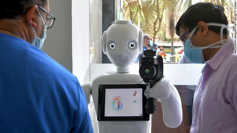 Mitra, a semi-autonomous robot