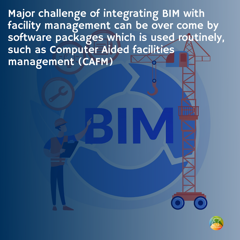 Integration of BIM with facility management