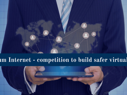 Quantum internet - competition to build safer virtual world