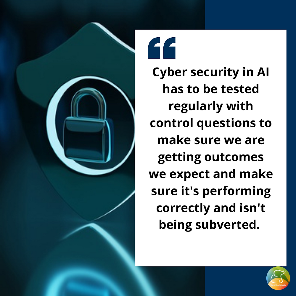 Cyber security and AI