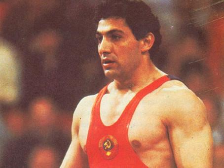 Los medallistas olímpicos de Armenia Soviética