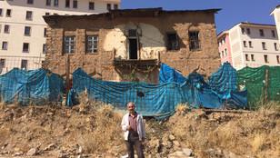 La última casa del barrio armenio Kale, de Mush