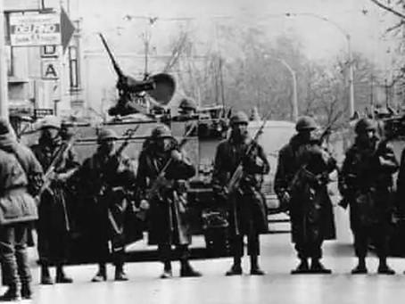 El Golpe de Estado del 12 de septiembre de 1980 en Turquía