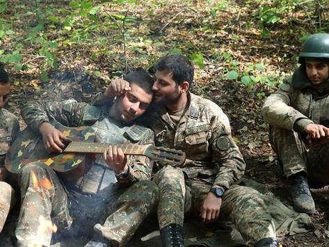 Hay paz, Artsaj y Armenia