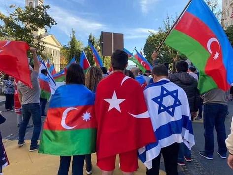 Azerbaiyán-Turquía-Israel, la nueva triple alianza