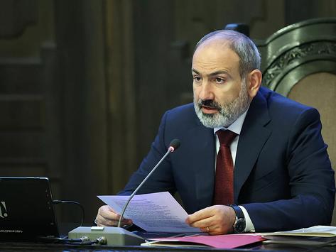 Pashinian afirmó que Armenia desarrollará su capacidad defensiva
