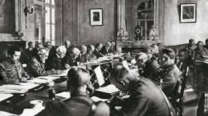 """""""Dos palabras"""" sobre el Tratado de Sevres"""
