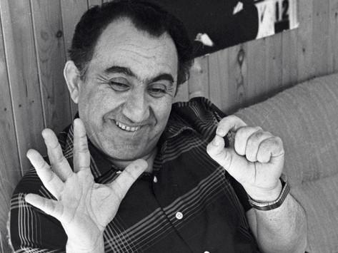 Tigrán Petrosian, el armenio Bicampeón Mundial de Ajedrez