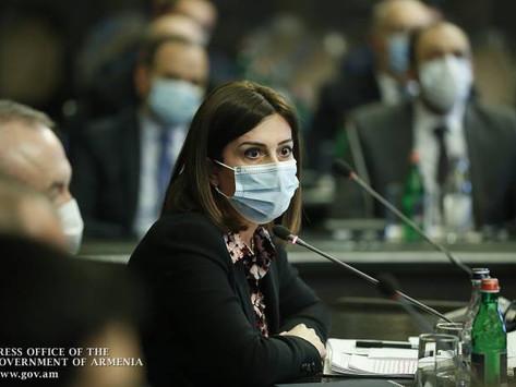 Coronavirus: la preocupación crece en Armenia
