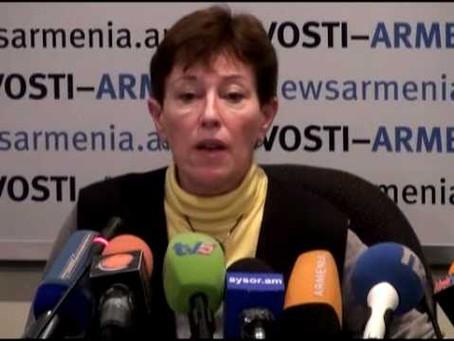 Murió la destacada periodista Dana Mazalova, quién cubrió la guerra de Karabaj