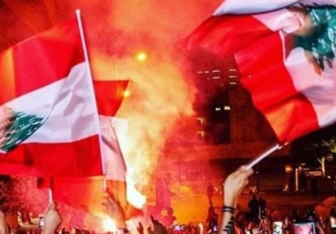 Macrón, el FMI y la lucha del pueblo libanés