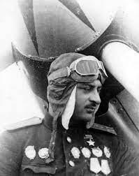 Nelson Stepanian, el piloto héroe que murió combatiendo al fascismo