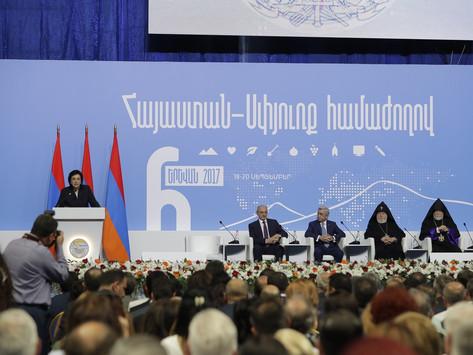 Armenia y la diáspora en crisis