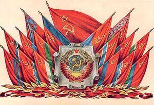 Hace 98 años nacía la Unión de Repúblicas Socialistas Soviéticas