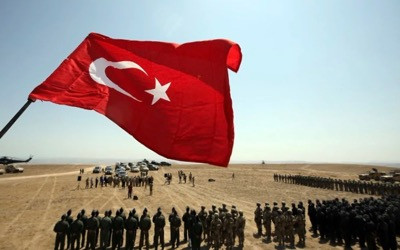 La presencia militar turca en Azerbaiyán