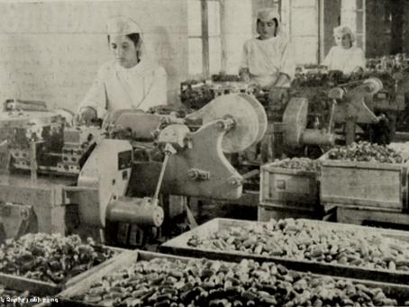 La mujer y la economía en la Ereván Soviética