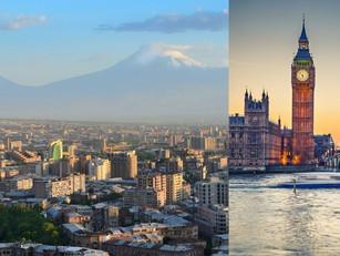 Armenia y Gran Bretaña