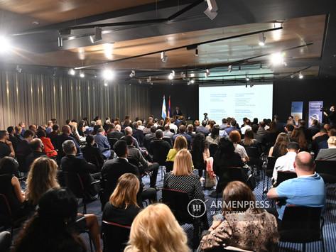 Fue presentada en Ereván la nueva Cámara de Comercio Argentina