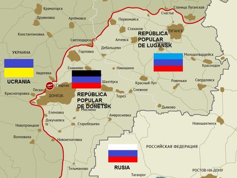 Estados Unidos y Ucrania intentan provocar un enfrentamiento con Rusia