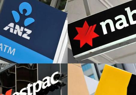 """【沃冠视野】澳洲四大银行关闭大批分支机构,新冠病毒给其敲响""""丧钟""""?"""
