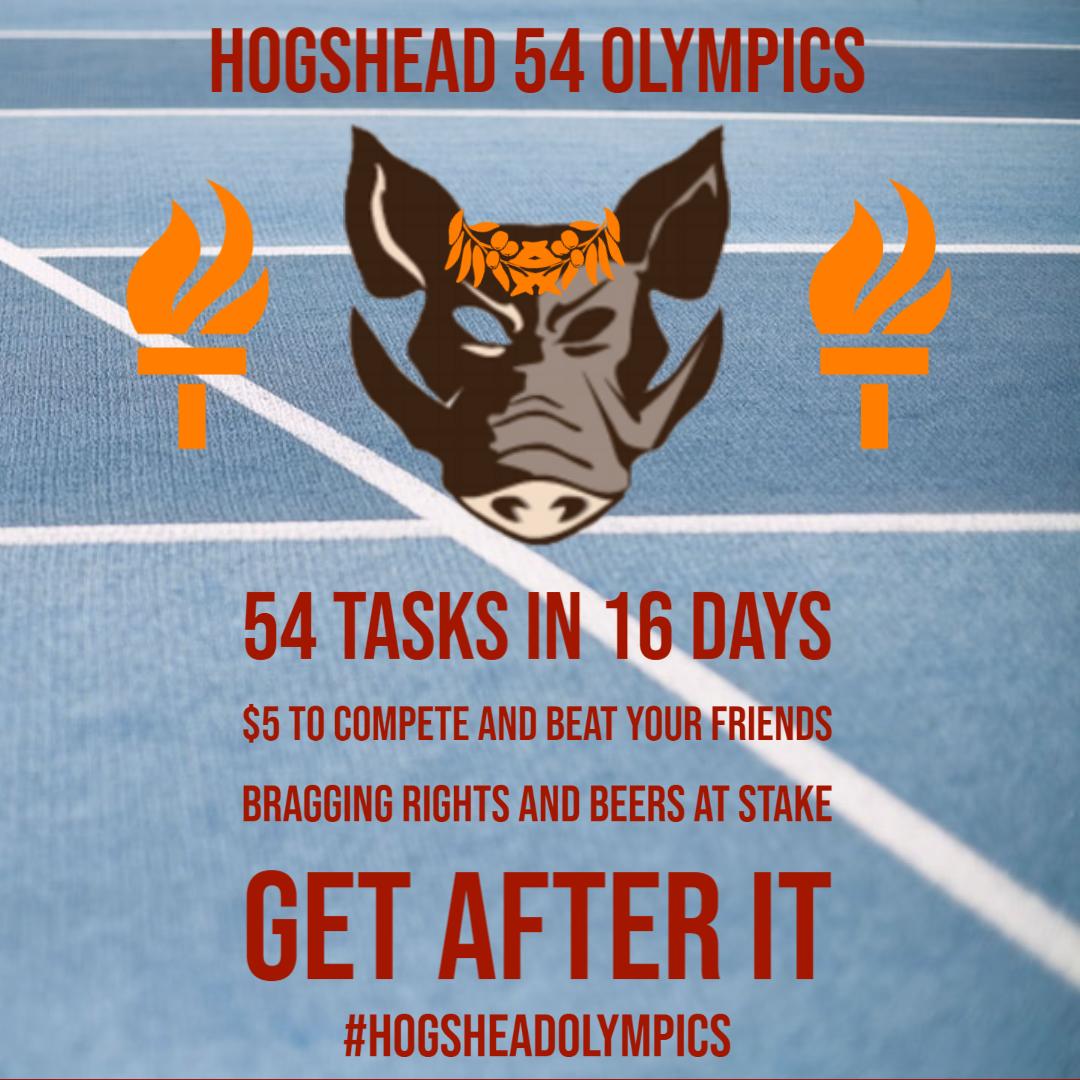 Hogshead Olympics