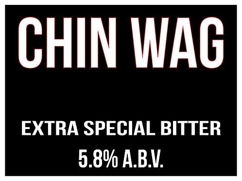 CHIN WAG 32 OZ Crowler