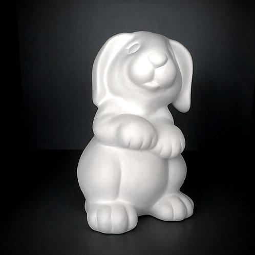 Big cute bunny, rabbit - money box