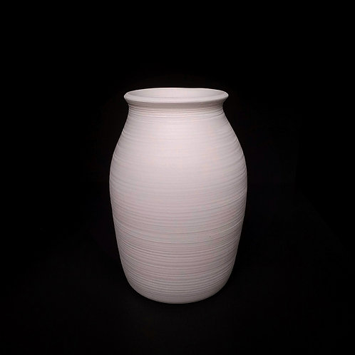 Hand-thrown pottery - #715 - vase