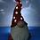Thumbnail: Big cute gnome lantern, garden, Christmas, Halloween