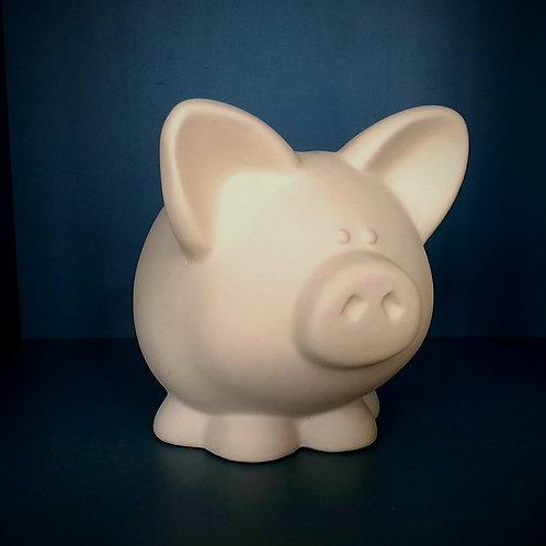 Big cute pig - money box